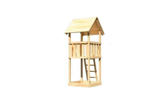 AKUBI Spielturm Lotti
