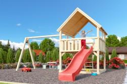 Spielturm Luis Ohne Rutsche Ohne Schaukelanbau Ohne Anbauplattform Ohne Kletteranbau