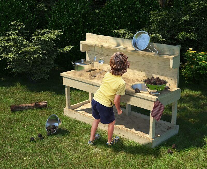 Bauanleitung Outdoor Küche Kinder : Matschküche eine outdoor küche für kinder akubi