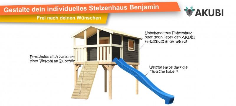 Akubi Stelzenhaus Benjamin