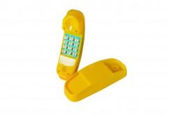 Akubi Telefon gelb