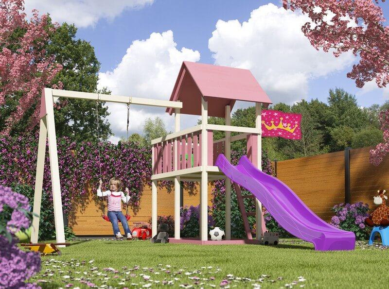 Gestaltung Kinderspielhaus