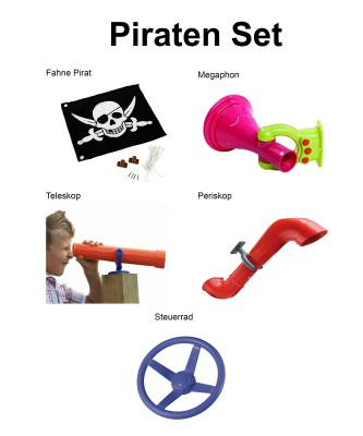 Akubi PIRATENSET