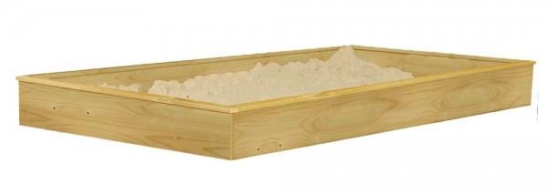 Sandkasten für Gernegroß und Benjamin