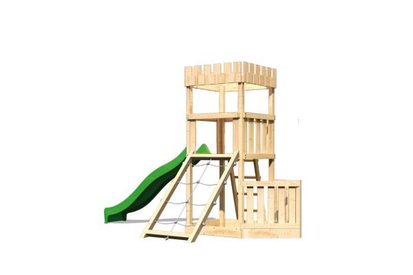 AKUBI Spielturm Löwenherz