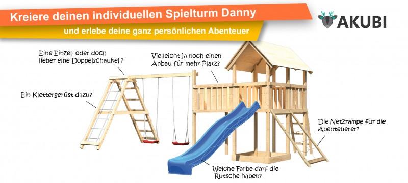 Konfigurator Spielturm Danny