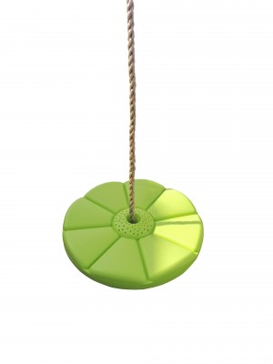 Schaukelscheibe grün